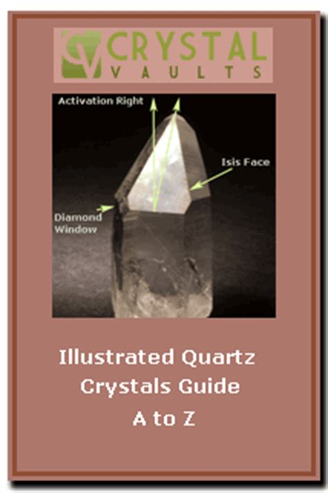 The Illustrated Guide To Crystals free guides vaults