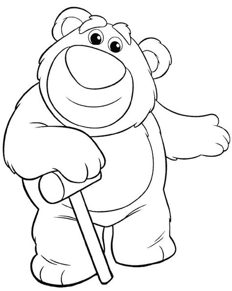 Toy Story Rex Coloring Pages From The Movie Toy Story Story 3 Colouring Pages