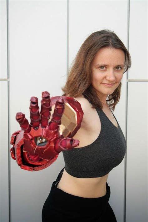 iron man eva foam gloves hands alteregoproductions