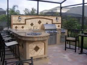 Rustic Outdoor Kitchen Ideas by Rustic Outdoor Kitchen Designs Ideas For The Home
