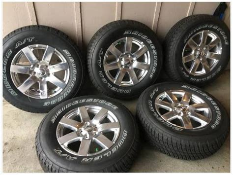 Used Jeep Rims Jeep Wrangler Tires Rims 18 Quot City
