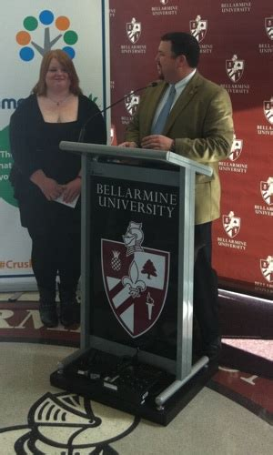 Sweepstakes To Pay Off Student Loans - bellarmine student wins 25 000 crushstudentdebt sweepstakes