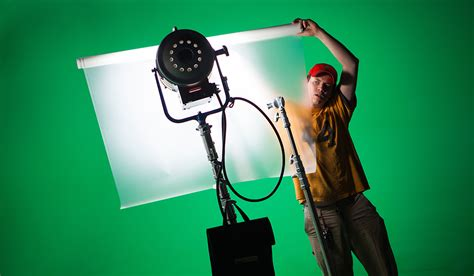 budget green screen lighting the basic fundamentals of lighting a green screen