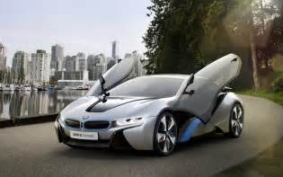 bmw i8 concept in hybrid sports coupe details