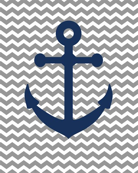 The 25 Best Anchor Print - 8 best images of cute anchor printables anchor cut out