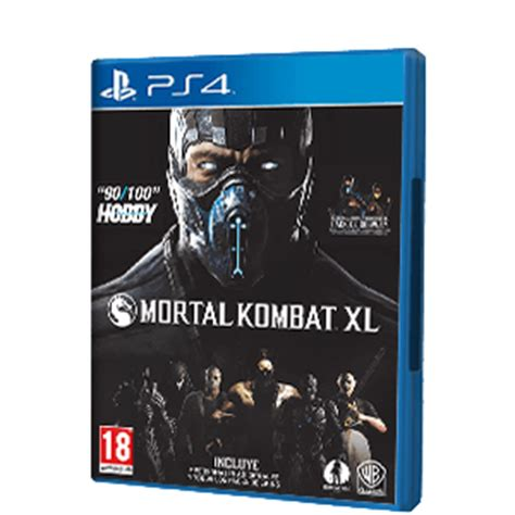 Kaset Ps4 Mortal Kombat Xl mortal kombat xl es
