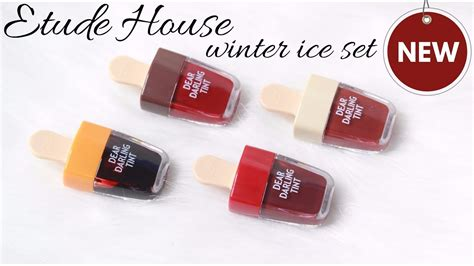 Harga Etude House Dear My Gloss etude house dear tint limited edition