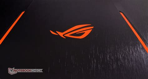 asus wallpaper orange kort testrapport asus rog strix gl553vd 7700hq fhd gtx