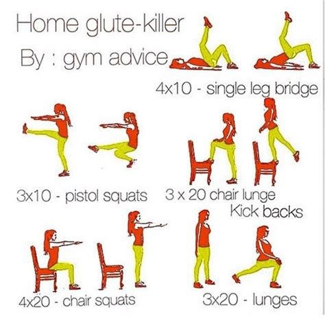 home killer routine powered by advice tag