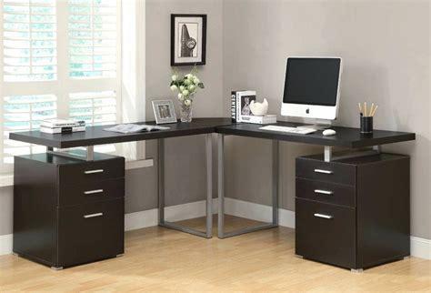 office max corner desk home office inspiring modern corner brown wooden computer
