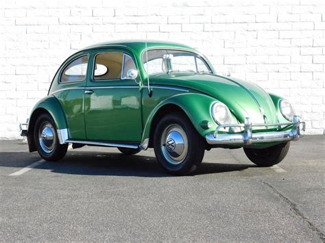 Volkswagen Beetles For Sale by 1957 Volkswagen Beetle For Sale 1903826 Hemmings Motor News