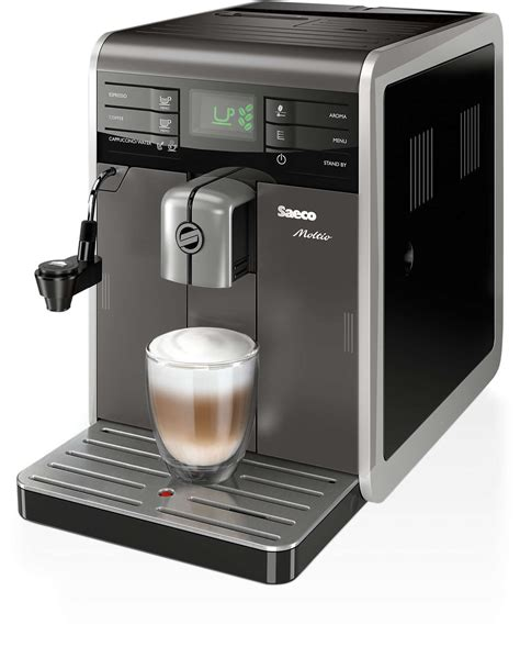 machine nz moltio automatic espresso machine hd8768 03 saeco