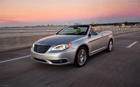 Chrysler 200 Convertible 2012 Widescreen Exotic Car Wallpaper #03 of 12 : Diesel Station