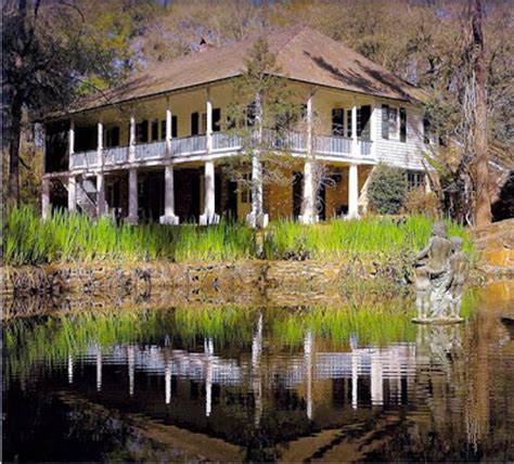 Small Home Builders In Louisiana Scriblets Architecture Bayou Style