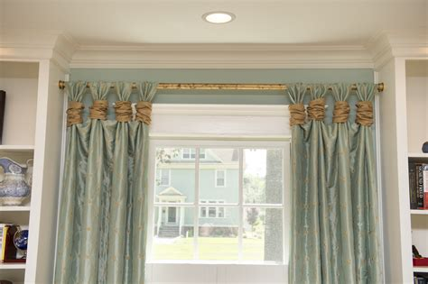 custom design window treatments custom window treatments lisa scheff designs