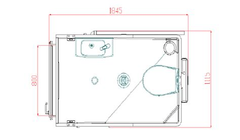 Wc Search Dimensions Wc Pmr Avec Vasque Chaios
