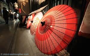 Patio Decorating Geisha And Maiko Traditional Kyoto Japan Miss