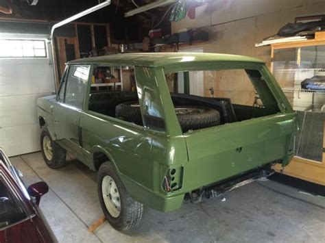 range rover parts for sale range rover classic 2 door quot frame off restoration project