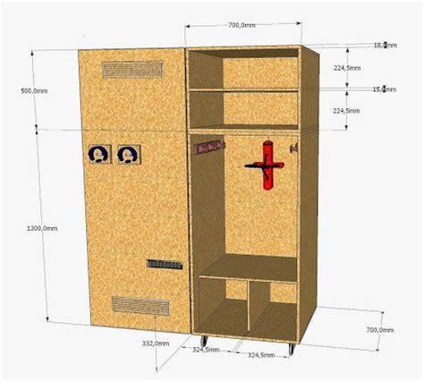 plan armoire de rangement vos armoires de sellerie armoires