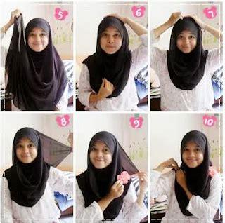 tutorial hijab segi empat kacamata mondokan city aneka tutorial cara memaki jilbab segi