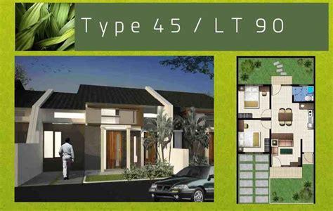 design minimalis type 45 http inrumahminimalis com denah rumah minimalis