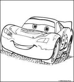 cars dibujos para imprimir y colorear