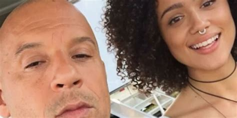 fast and furious 8 ramsey fast furious 8 vin diesel confirms nathalie emmanuel s