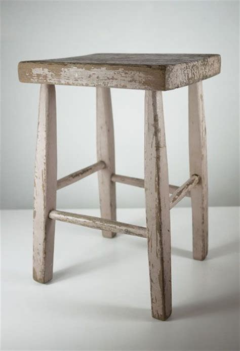 Vintage Wooden Stool by Vintage Wooden Stool Misc Furniture And Decor