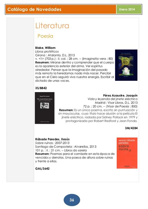 mis documentos narrativas hispanicas novedades literatura enero biblioteca provincial da coru 241 a