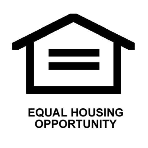 fair housing logo from tonasket gardens association in