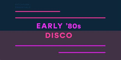 80s house music playlist early 80s disco pitchfork