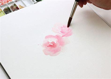 tutorial watercolor painting watercolor tutorial part 2 blending art and design