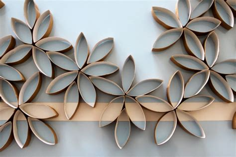 Diy Paper Flower Wall Decor by Easy Diy Wall Ideas Simple Home Decoration Tips