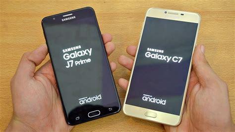Samsung A8 Vs J7 Prime samsung galaxy j7 prime vs galaxy c7 speed test 4k