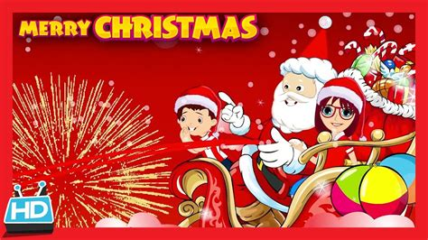 merry christmas   happy  year song  lyrics youtube