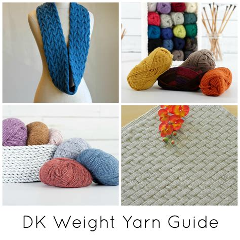 yarn guide for knitting what is dk weight yarn exactly
