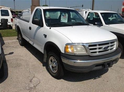 buy used 1999 ford f150 xl 4x4 work truck affordable and tough in kansas city missouri