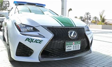 Dubai Police RC F