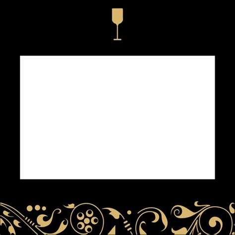 Card Holder Reserved Sign Table Sign Template