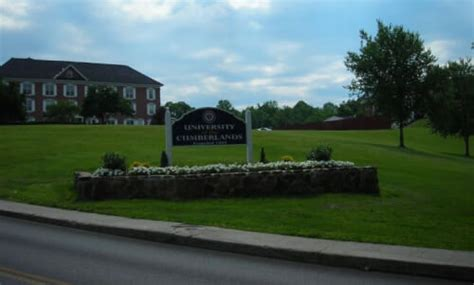 Of The Cumberlands Mba by Accelerated Master S Criminal Justice Degrees 25