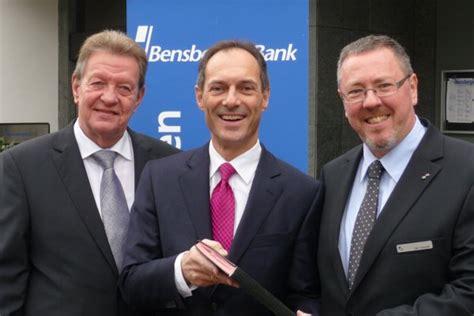 bensberger bank eg bensberg 12 02 2014 vorstandswechsel bensberger bank eg