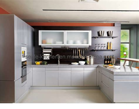 what is a kitchen cabinet china pvc kitchen cabinet sl p 12 photos pictures made