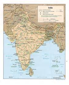 Map Of Ancient India by Ancient India Map