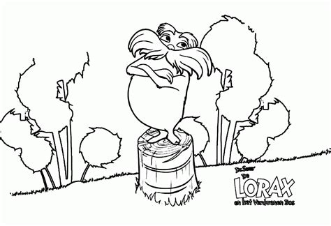 sneetch coloring page az coloring pages