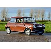 Classic 1977 Austin Mini 1000 Coupe For Sale 5177  Dyler