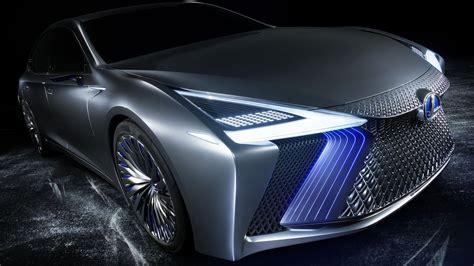 lexus concept coupe lexus ls concept previews revised styling language