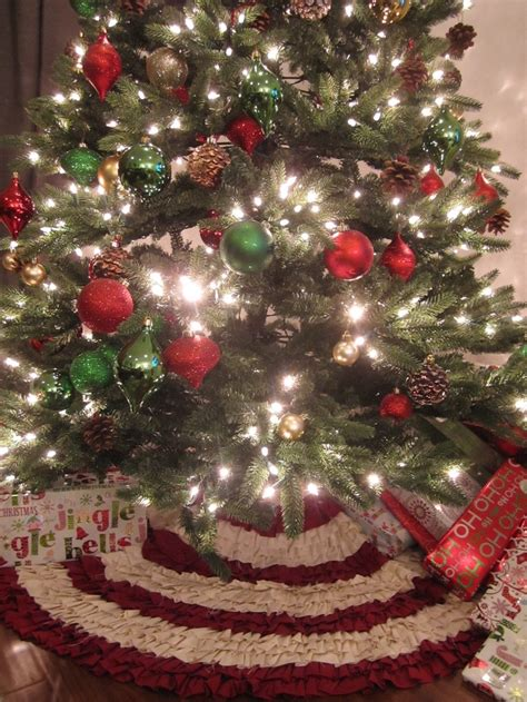 86 best christmas tree skirts images on pinterest