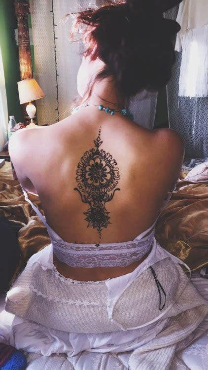 henna tattoo tumblr back henna tattoos at back