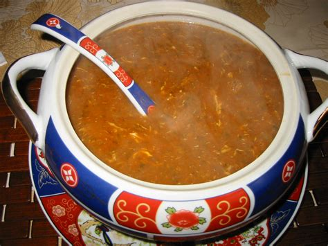 cucina tipica marocchina harira zuppa marocchina vita donna