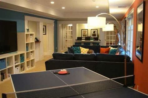 Life Underground 10 Beautiful Basement Makeovers Basement Makeover Ideas